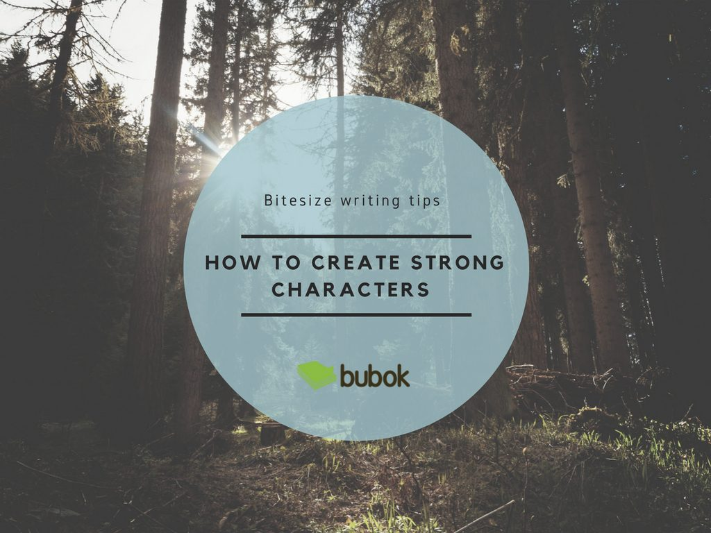 strong characters- bubok