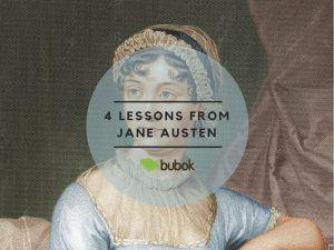 4 Life Lessons from Jane Austen