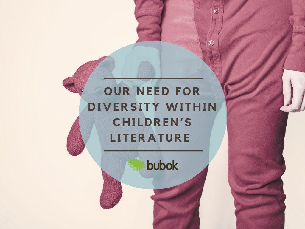 Diversity childrens literature