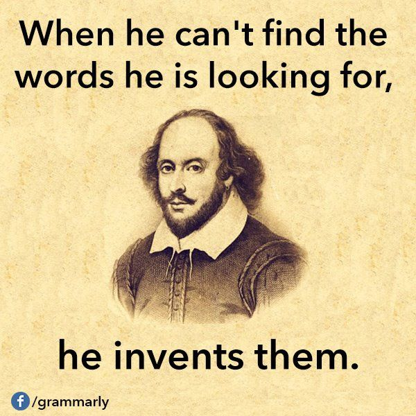 Shakespeare is a literary king!