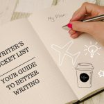 A Writer's Bucket List