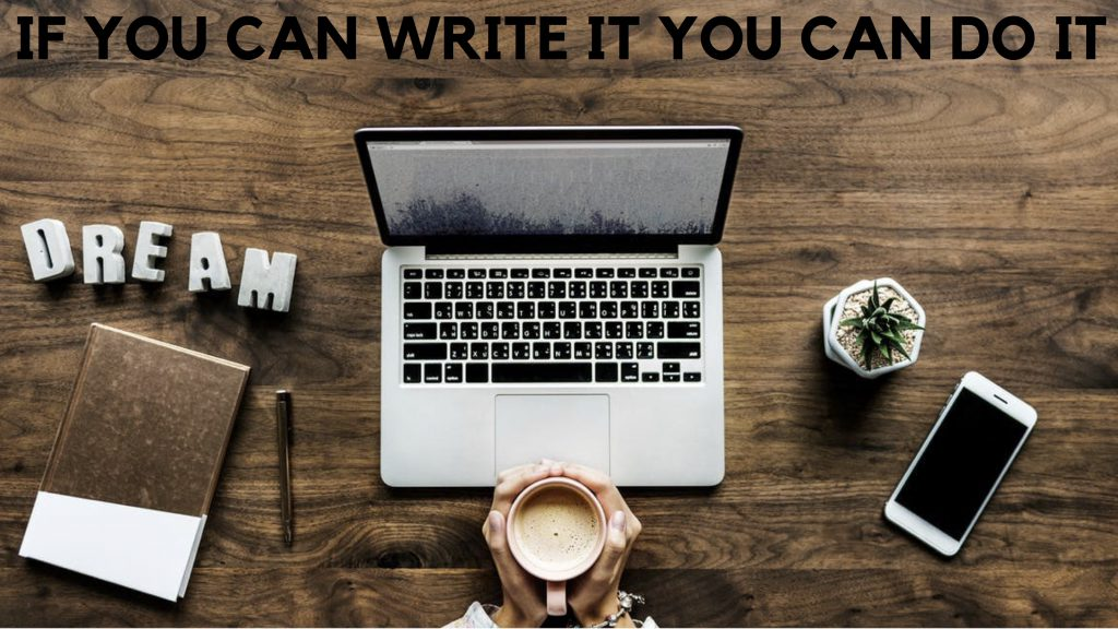 Words help to self-inspire