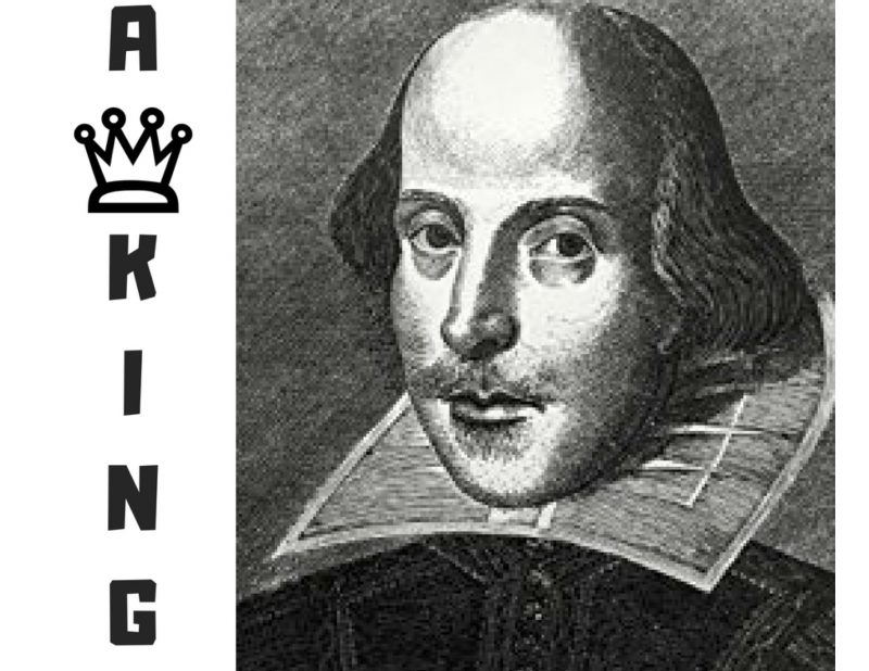 Why William Shakespeare is a WRITING KING!
