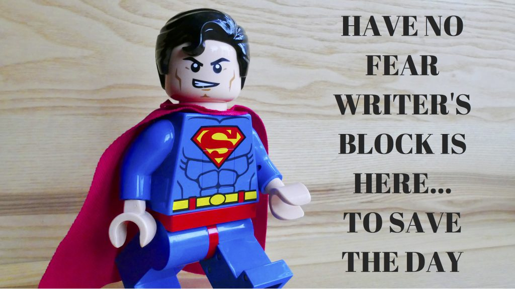 Writer's Block: A Blessing In Disguise