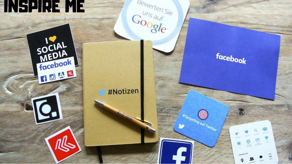 Social Media Can Inspire Writing