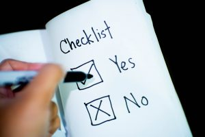 Bubok - Checklist Yes and No - How to Publish a Book