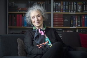 Margaret Atwood: From Self-Publishing to the Literary Stars