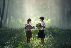 Children-Reading-Books-Bubok