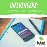 Influencers: the new publishing landscape