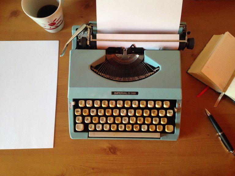 typewriter publishing