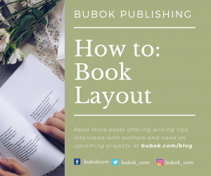 How to: Book Layout