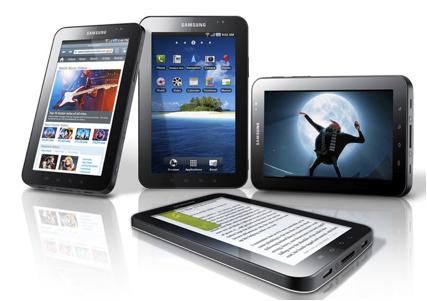 Samsung Galaxy TAB, un tablet con matricula de honor