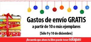 Publicar libro - Gastos de envío gratis- Navidad