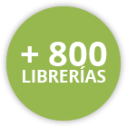 Available on demand in more than 800 bookstores in Spain