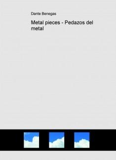 Metal pieces - Pedazos del metal