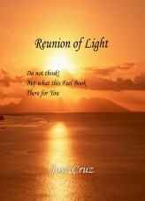 Libro REUNION OF LIGHT, autor Jose Cruz Cruz