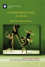 Libro Contemporary Dance in Israel, autor Sylvia Fuentes