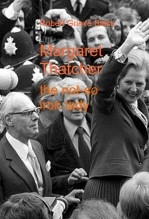 Margaret Thatcher, the not-so iron lady.