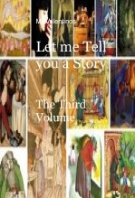 Libro Let me Tell you a Story - The Third Volume, autor Cristian Butnariu