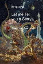 Libro Let me Tell you a Story - The First Volume, autor Cristian Butnariu