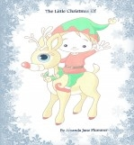 Libro The Little Christmas Elf, autor Amanda Jane Plummer-Laidler