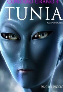Conexão Urano 4 - Tunia - Falando com os humanos