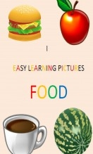 Libro EASY LEARNING PICTURES. FOOD., autor pixels