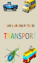 Libro EASY LEARNING PICTURES. TRANSPORT., autor pixels
