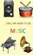 Libro EASY LEARNING PICTURES. MUSIC., autor pixels