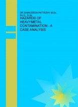 Libro HAZARDS OF HEAVYMETAL CONTAMINATION - A CASE ANALYSIS, autor DR.SAINUDEEN PATTAZHY