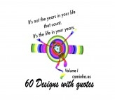Libro Designs with quotes, autor caminhadotes