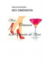 Libro SEX DIMENSION, autor Carlos Ken Oda