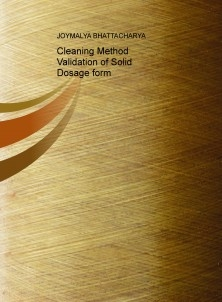 Cleaning Method Validation of Solid Dosage form