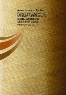 Proceedings ISSR-2012
