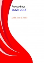 Libro ISSR-2012, autor abcreorg