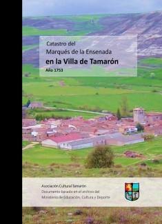 Catastro del Marques de la Ensenada en Tamarón, Año 1753