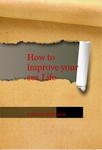 Libro How to improve your sex Life, autor Cristian Butnariu