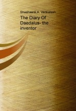 Libro The Diary Of Daedalus- the inventor, autor Shashaank
