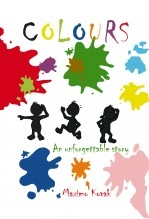 Libro COLOURS - AN UNFORGETTABLE STORY, autor MAXIMOKOVAK