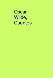 Oscar Wilde, Cuentos