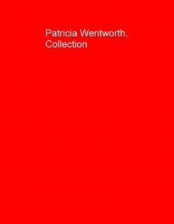 Patricia Wentworth, Collection