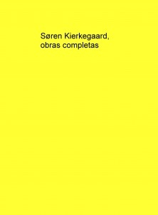 Søren Kierkegaard, obras completas