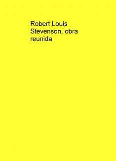 Robert Louis Stevenson, obra reunida