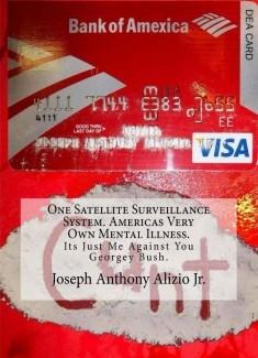 One Satellite Surveillance System. Americas Mental Illness.