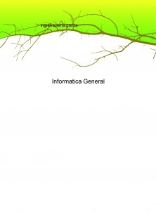 Informatica General