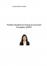 Portfolio Students for Energy Environment Foundation SSUET