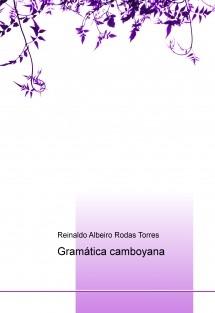 Gramática camboyana