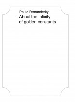 About the infinity of golden constants