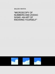 """MICROSCOPY OF NUMBERS AND ZODIAC SIGNS -AN ART OF KNOWING YOURSELF"""