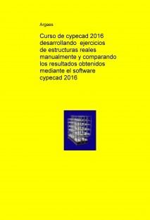 Curso de cypecad 2016 con ejercicios reales